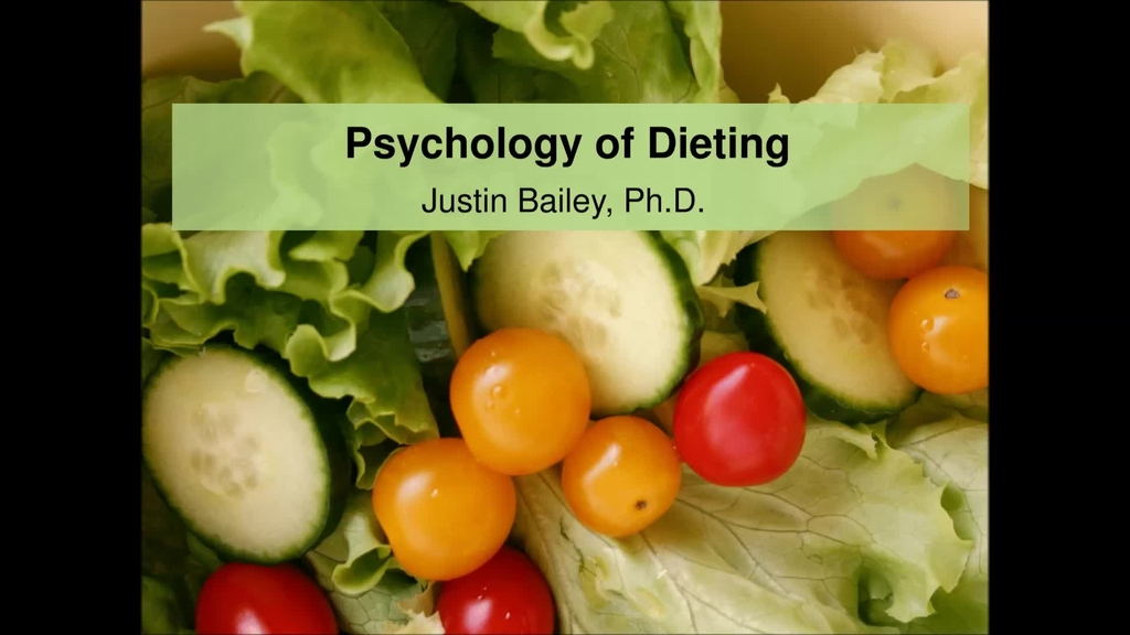 Psychology of Dieting